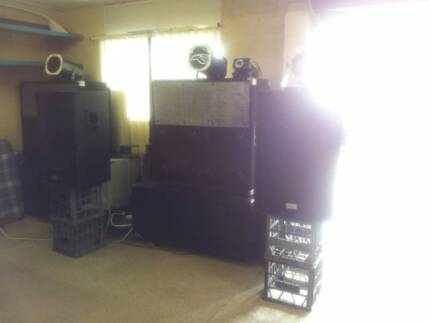 Selling up all my band equippments it on offer Devonport Devonport Area Preview
