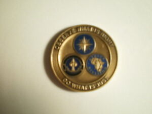 cia challenge coin