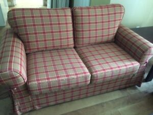 Sofa, causeuse et table de salon