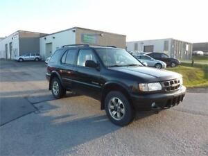 2000 Isuzu Rodeo LSE - Leather