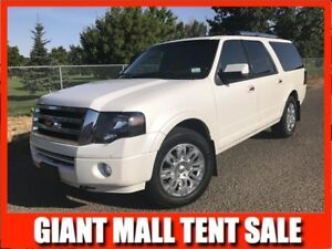 2012 Ford Expedition MAX LIMITED  **LEATHER-NAV-SUNROOF**