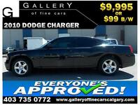 2010 Dodge Charger SE $99 bi-weekly APPLY TODAY DRIVE TODAY