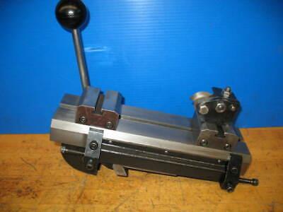 Hardinge Model E Double Tool Quick Cross Slide Wriser Blocks Dv-59 Dsm-59