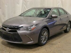 2017 Toyota Camry SE w/ Heated Seats, Backup Camera
