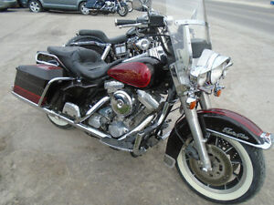 1989 harley flh good runner 6995 phone 705 742 9278