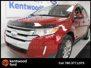 2013 Ford Edge SEL FWD ecoboost, heated power seats and a power