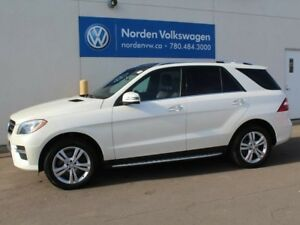2013 Mercedes-Benz M-Class ML 350 BLUETEC - NAV / HEATED LEATHER