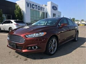 2015 Ford Fusion Titanium, NAV, Lane Keep Assist, Sony Audio