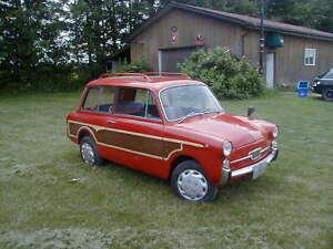 autobianchi wagon by fiat