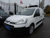 2013 63 CITROEN BERLINGO 625 HDI 3 SEATER *** FREEZER / FRIDGE WITH STANDBY ***