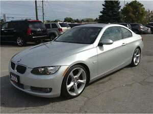 2008 BMW 3 Series 335i LEATHER SUNROOF NO ACCIDENTS