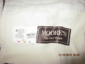 Moores Grey Dress Pants LIKE NEW London Ontario image 2