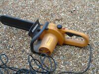 Mc Culloch Electric Chain Saw