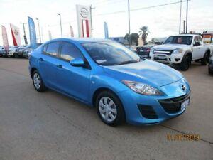 2011 Mazda 3 BL10F1 MY10 Neo Blue 6 Speed Manual Sedan South Kalgoorlie Kalgoorlie Area Preview