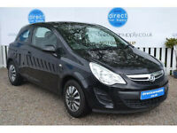 VAUXHALL CORSA Can't get car finance? Bad credit, uneployed? We can help!