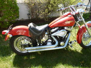 2001 Indian Scout ....100th anniversary...for sale or trade