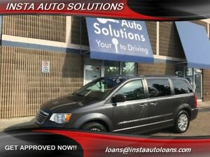 2015 Chrysler Town & Country Touring-L Leather Nav DVD sunroof