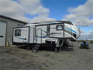 2018 FOREST RIVER ARCTIC WOLF 5TH WHEEL 285DRL4!LOADED! $44995!