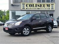 2011 Nissan Rogue S **ONLY 90KM-BRAND NEW TIRES**