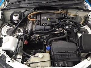 NC MX5 MAZDA DURATEC ENGINE & 5 SPEED GEARBOX CONVERSION ESCORT Girraween Parramatta Area Preview