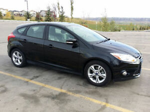 2012 FORD FOCUS SE HATCHBACK LOW KM