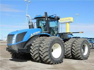 2013 New Holland T9.560 4WD Tractor - 670hrs 12 MOS INT FREE OAC