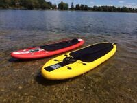 GET A JUMP ON SPRING! SUP - Inflatable Stand Up Paddleboards NEW