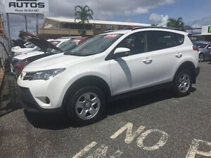 2015 Toyota RAV4 GX AWD White 4 Speed Auto Active Select Wagon Hidden Valley Darwin City Preview
