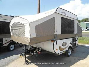 Get off The Ground ! Spring Tent Trailers Sale !