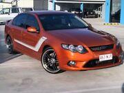 2010 Ford Falcon FG XR6 Gold 5 Speed Auto Seq Sportshift Sedan Eagle Farm Brisbane North East Preview