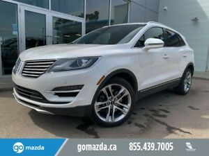 2015 Lincoln MKC RESERVE AWD LEATHER PANO ROOF NAV