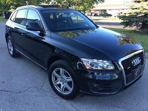 2009 AUDI Q5 3.2 V6 PANORAMIC NO ACCIDENTS AWD BLUTOOTH LIKE NEW