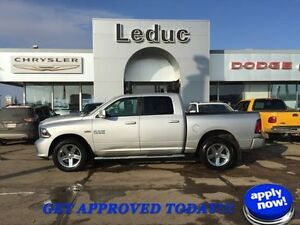 2013 Ram 1500 Sport with Extended Warranty!!