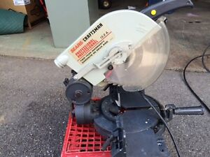 10 inch professional model Craftsman mitre saw