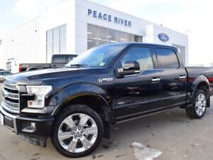 2017 Ford F-150 Limited 4x4 SuperCrew Cab Styleside 5.5 ft. box