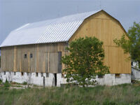 BARN REPAIRS & PAINTING  45 + yrs exp.