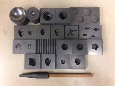 Weaver Industries Guarenteed 5 Random Graphite Tools/Molds Grab Bag Lot!!