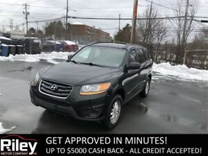 2011 Hyundai Santa Fe GL STARTING AT $102.05 BI-WEEKLY