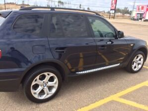 2010 BMW X3 3.0 SUV - NAVY ON BROWN - No Accidents