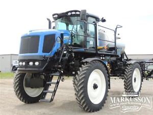 2017 NH SP.300R Sprayer - 1,200 gal S.S Tank, Duals, REDUCED!