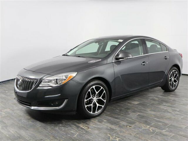 Image 2 Voiture American used Buick Regal 2017