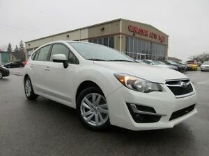 2016 Subaru Impreza TOURING AWD, HTD. SEATS, BT, CAMERA, 32K!