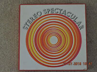 """Boxed Set of eight vinyl 12 inch LPs - """"STEREO SPECTACULAR"""" - Reader's Digest - Excellent condition"""