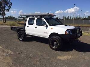 Super Tough 2008 Nissan Navara Cab Chassis Sunshine Brimbank Area Preview