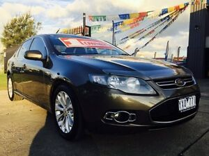 2012 Ford Falcon FG Upgrade G6 6 Speed Automatic Sedan Brooklyn Brimbank Area Preview