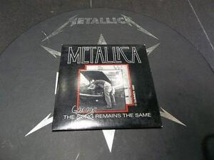 Collectionneur de Metallica , grand choix de vinyles