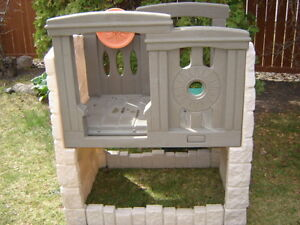 Step 2 Outdoor Plastic Play Structure