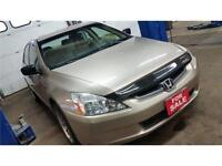 2003 Honda Accord Sdn DX, EXCELLENT! SAFETIED! ONLY $5795!