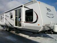 Brand New 2014 Travel Trailer Jayco Jay Flight 36BHDS