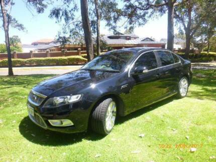2008 FORD FALCON G6E AUTO & AIR LOW Kms